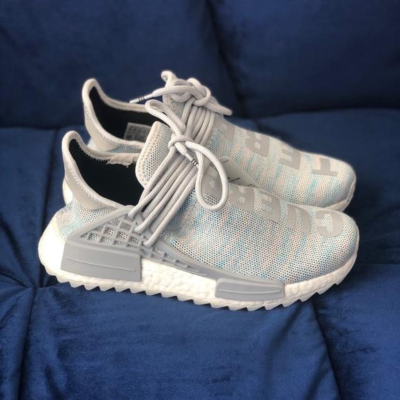 online retailer 43219 2ac9b Adidas 'BBC' Cotton Candy Human Races